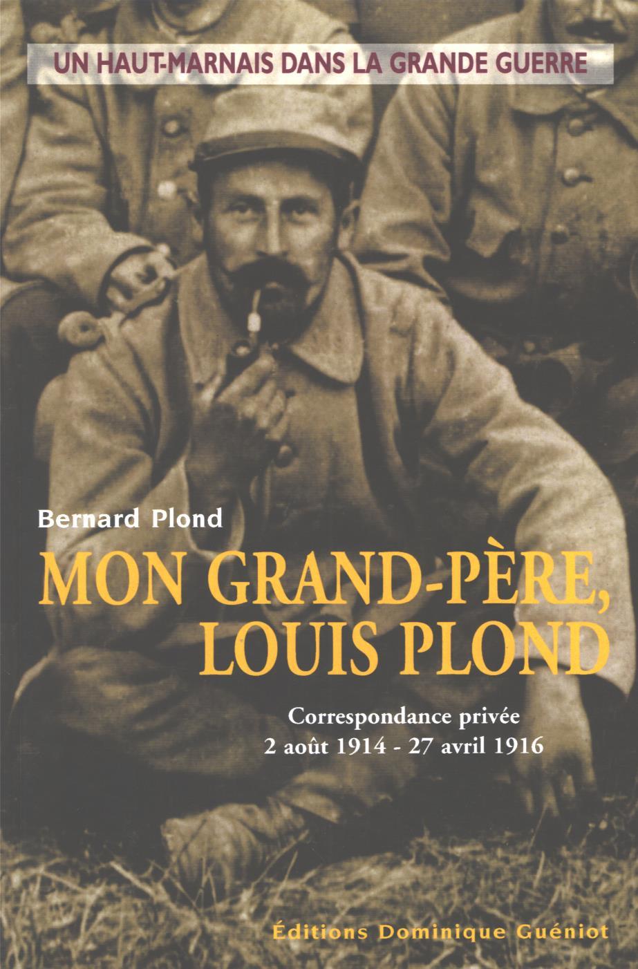 Plond, Louis (1885-1916)