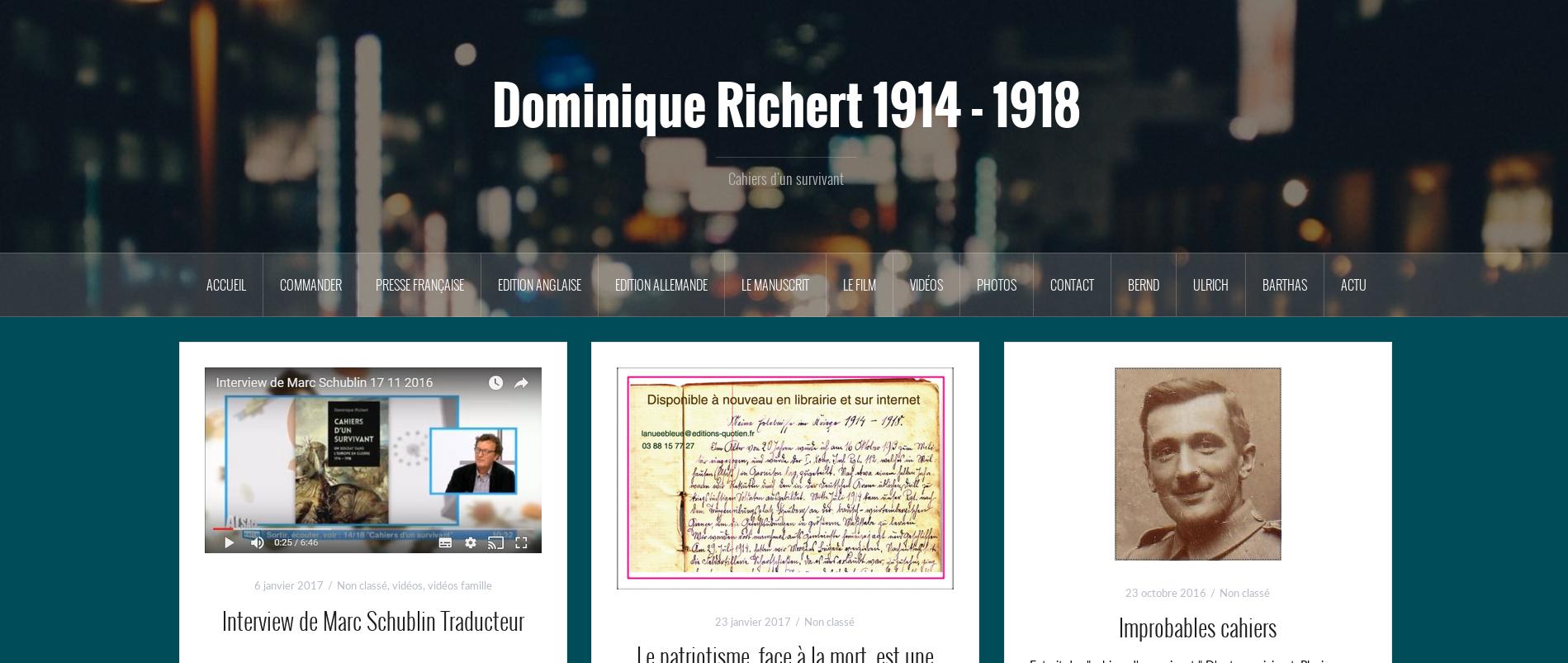 Dominique Richert sur Internet et Twitter !