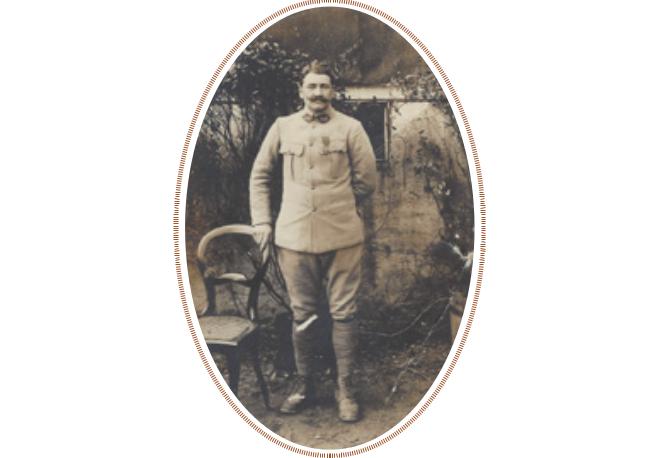 Sur la route de la maison : la Grande Guerre banale et exceptionnelle de Michel Lec'hvien