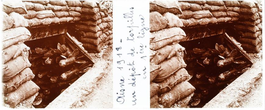 Cycle de conférences : Aisne 1918