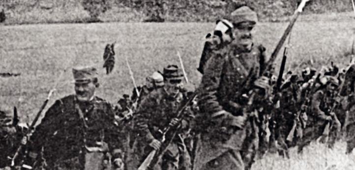 Parution : À l'assaut ! La baïonnette dans la Première Guerre mondiale